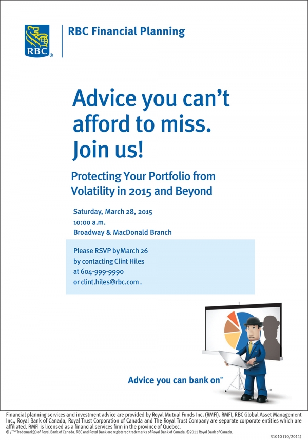 Protecting Your Portfolio from Volatility in 2015 and Beyond